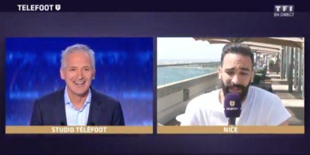 Adil Rami a demandé un collier d'immunité à Denis