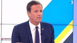 Nicolas Dupont-Aignan dit non (pour l'instant) à Marine Le