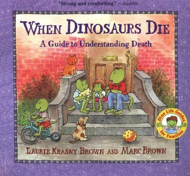 De nombreux livres pour enfants abordent l'expérience du deuil.