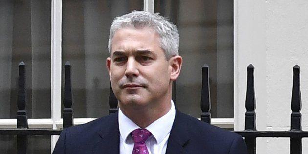 Après la démission de Dominic Raab, le secrétaire d'Etat à la Santé et eurosceptique Stephen Barclay...