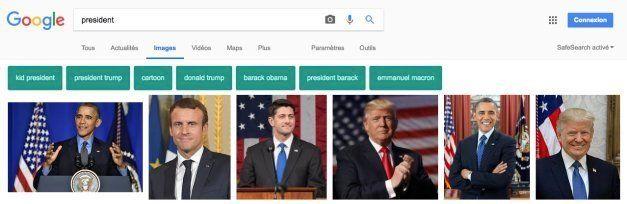 Ces résultats Google Images ne vont pas plaire à