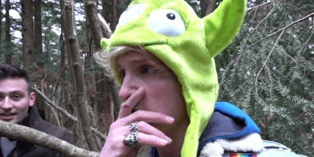 Ce Youtubeur filme un cadavre dans la forêt des suicides au Japon (puis