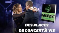 Beyoncé et Jay-Z offrent des billets de concert à vie si vous devenez