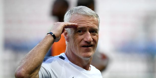 Coupe du monde 2018: la liste définitive des 23