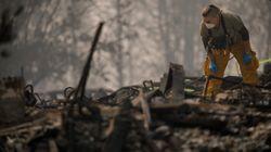 Il y a désormais plus de 1000 disparus à cause de l'incendie au nord de la