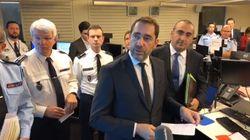 Castaner annonce 38 gardes à vue et 52 interpellations en marge des