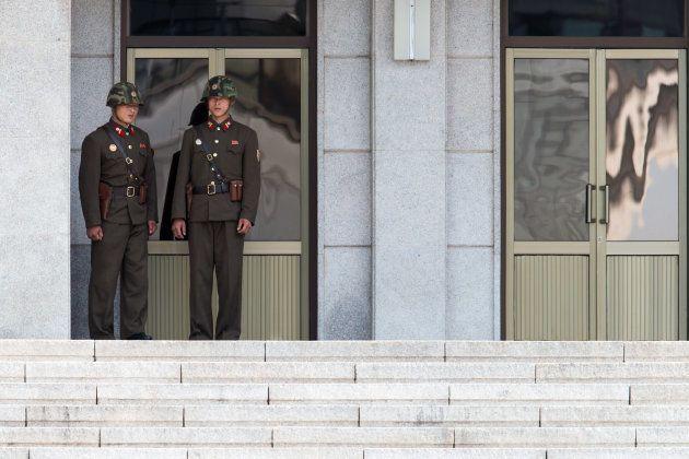 Si la Corée du Nord et la Corée du Sud engagent des discussions, ce sera dans cette