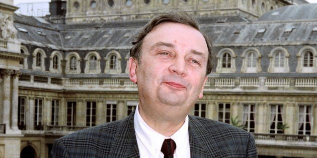 Jacques Lassalle le 4 juillet