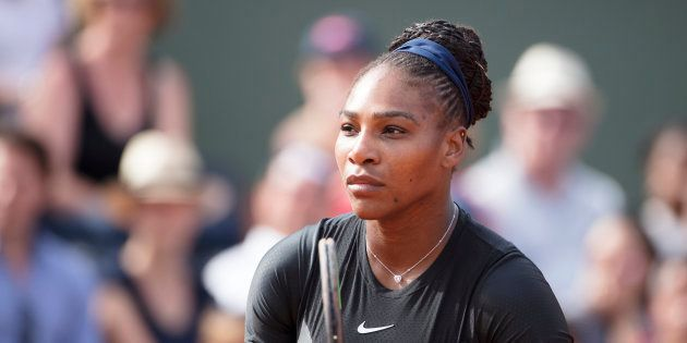 Roland-Garros: Serena Williams déclare