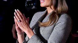 Une nouvelle note d'hôtel particulièrement salée de Melania Trump fait