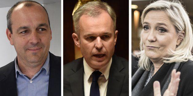 Au lendemain de la mobilisation des gilets jaunes, Laurent Berger et Marine Le Pen ont lancé des appels...