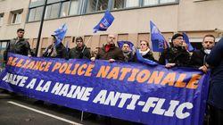 Après les violences de Champigny, les policiers se mobilisent partout en