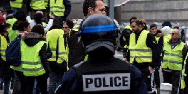 La conductrice qui a reversé Chantal Mazet, gilet jaune en Savoie, mise en examen (photo d'illustration...