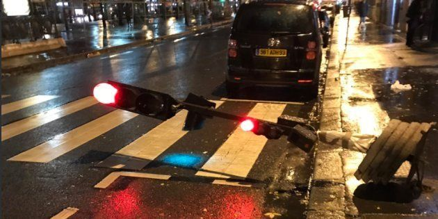 La tempête Eleanor souffle sur la France avec des vents à plus de 140