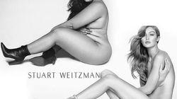 Elle reproduit la photo nue de Gigi Hadid pour aider les femmes à mieux