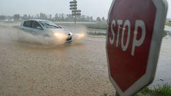 28 départements en vigilance orange aux orages, un mort en