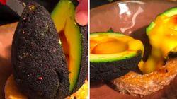 Jean Imbert revisite l'avocado toast dans son restaurant
