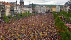 De fausses images de rassemblements de gilets jaunes circulent sur les réseaux