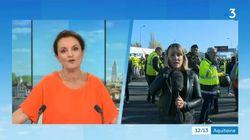 France 3 dément avoir censuré une journaliste sur les gilets