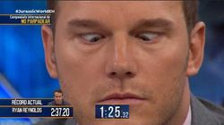 Chris Pratt a battu un record stupide à la télé