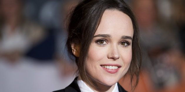 Ellen Page à Toronto en