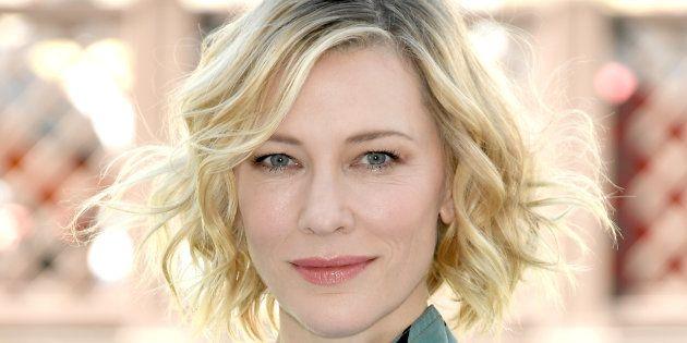 Cate Blanchett présidente du jury du Festival de Cannes en