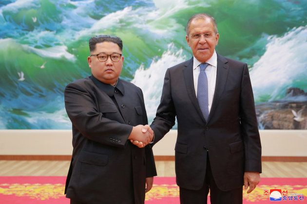 Kim Jong-un Sergueï
