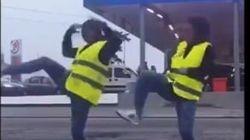 Un compte Twitter fait danser les gilets jaunes sur des musiques
