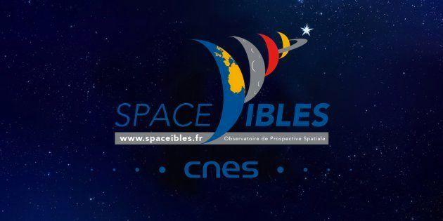Logo de Space'ibles, l'Obervatoire de Prospective