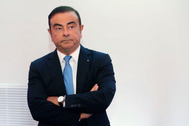 Carlos Ghosn arrêté, la chute d'une véritable vedette au