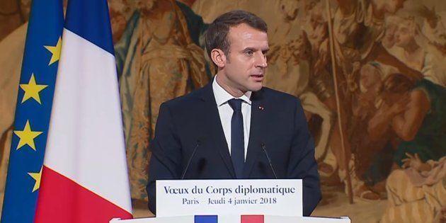 Macron invite 80 pays pour le centenaire de la fin de la Première guerre