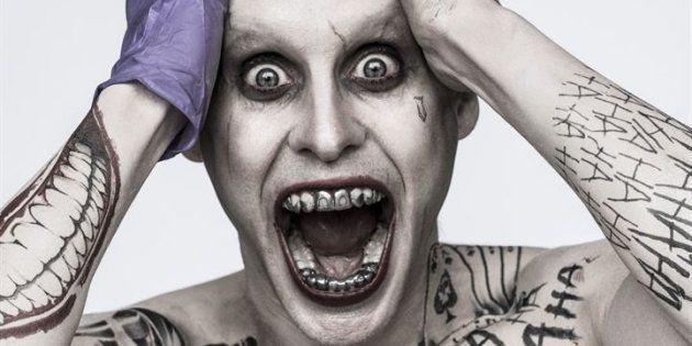 Jared Leto dans le rôle du Joker
