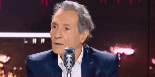 Bourdin s'en prend en direct à Hollande,