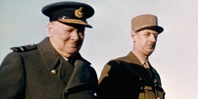 74 ans après le Débarquement, cette pièce nous fait revivre l'incroyable face à face entre Churchill...