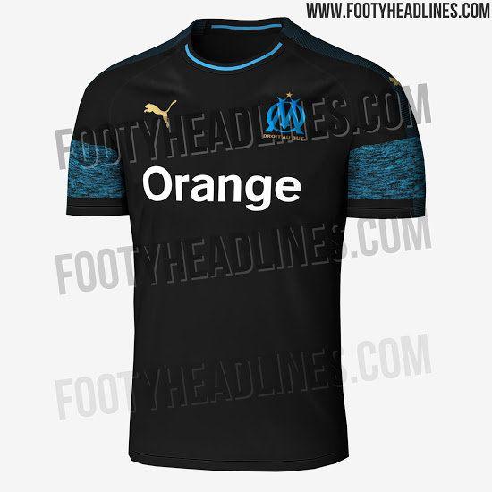 L'OM dévoile son nouveau maillot domicile pour la saison