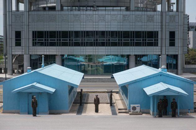 Les discussions entre les deux Corées se dérouleront dans cette
