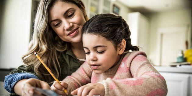 Je n'ai rien contre les parents qui enseignent à leurs enfants, mais l'instruction en famille n'est pas...