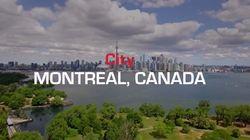 Ferrari fait la promotion du Grand Prix de Montréal avec des images de...