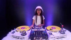 Qui est la DJ de 10 ans repérée par Kanye West pour le remix de son