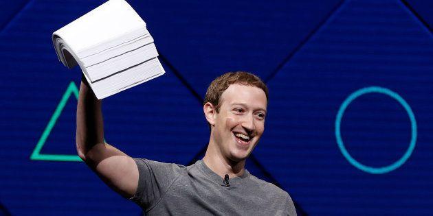La bonne résolution de Mark Zuckerberg sert enfin à quelque chose (mais bon