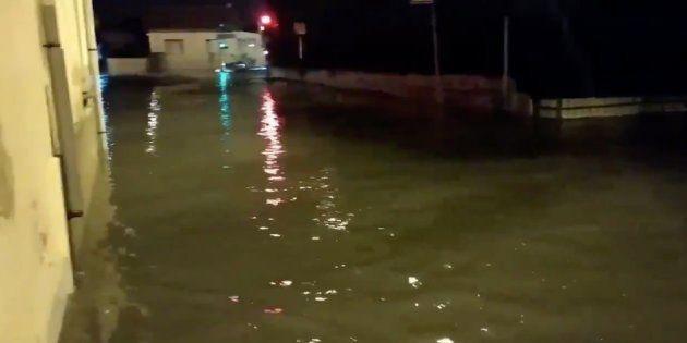 Inondations dans le