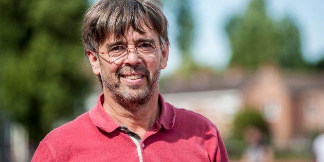 Le maire de Grande-Synthe, Damien Carême, ici photographié le 10 septembre 2016, a déposé un recours...