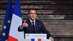 Quand Macron évoque les