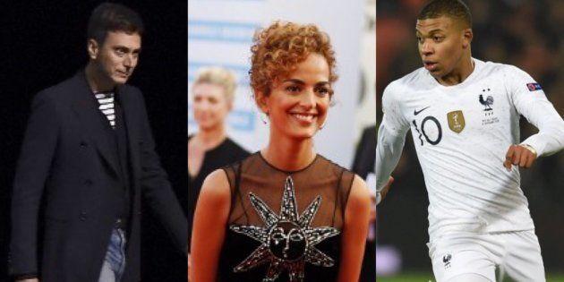 Hedi Slimane, Leïla Slimani et Kylian Mbappé sont les trois Français les plus influents dans le