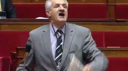 Jean Lassalle fait un scandale à