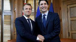 La France et le Canada rapprochent leurs armées en créant un conseil conjoint de