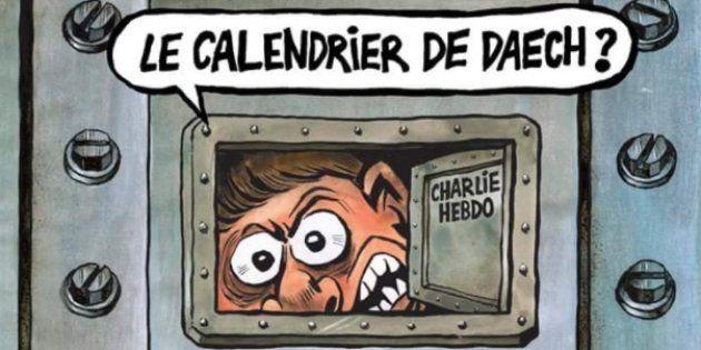 C Est Flippant De Travailler A Charlie Hebdo Trois Ans Apres L Attentat Raconte Un Journaliste Le Huffpost