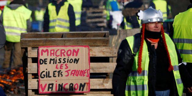 Ce que le big bang entre Macron et gilets jaunes nous