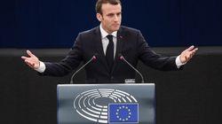 Honnie par Trump, l'armée européenne de Macron est vue d'un bon œil à