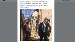Cette photo de Wauquiez en Irak vaut le